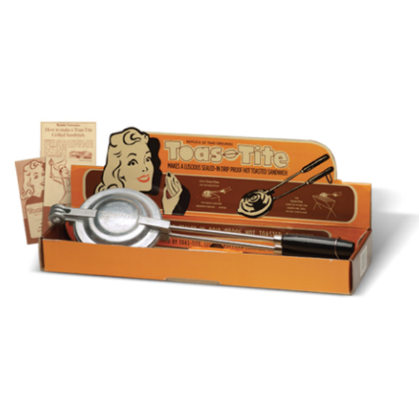 Toas-Tite® Pie Iron in Retro Box