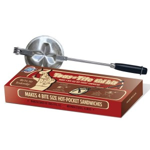 Toas-Tite® tidbit™ Pie Iron