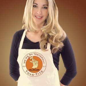 toastite apron makes a great gift.